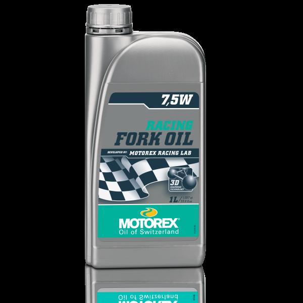 motorex aceite de horquilla sae 7,5 1lt