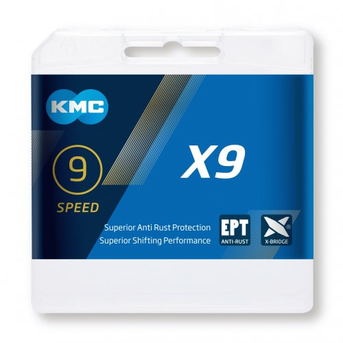cadena KMC x9 9speeds