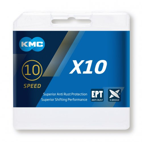 cadena KMC x10 10speeds