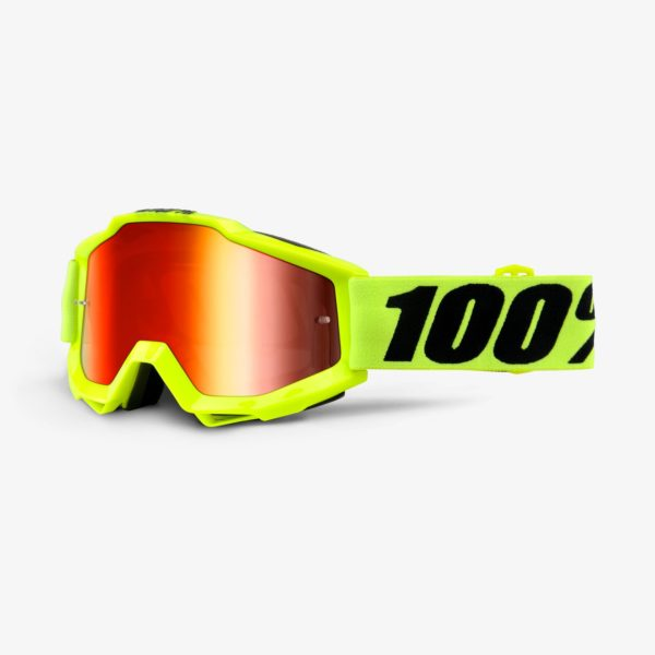 Antiparras 100% Accuri Fluo Yellow