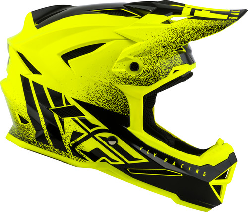 Casco Fly Default Hi-vis/black