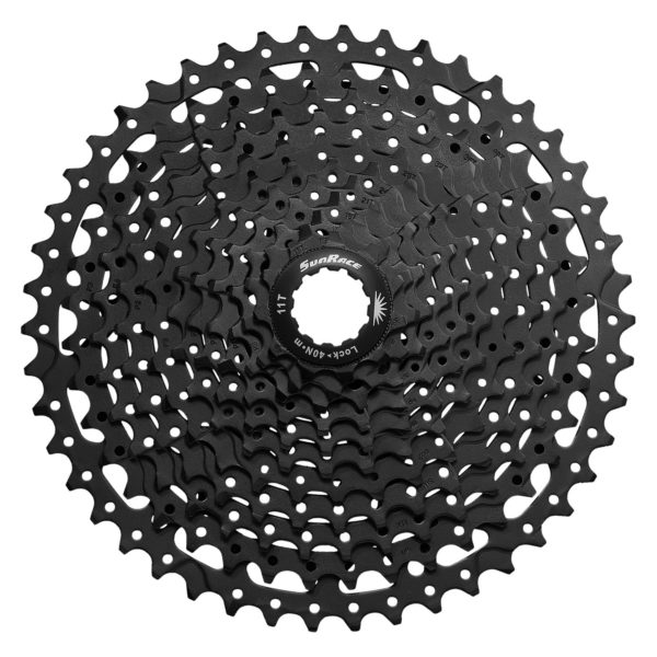 Piñon Sunrace MS8 11 speeds 11-46 black