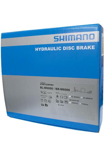 Frenos Shimano Deore m6000
