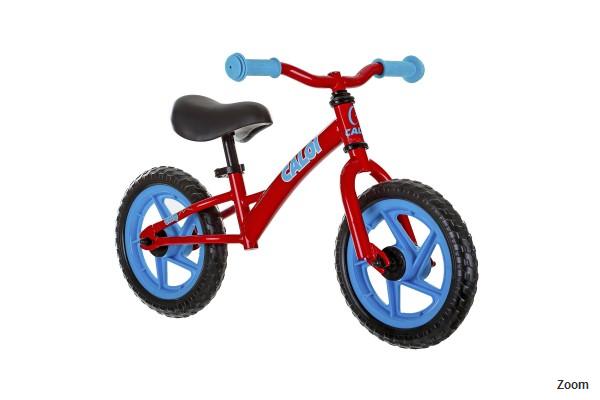 Bicicleta Balance Caloi skip 12″