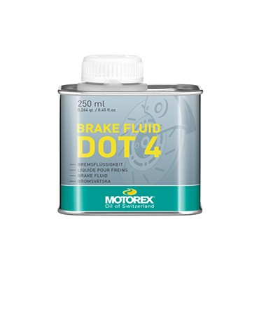 Liquido de frenos Motorex Dot 4