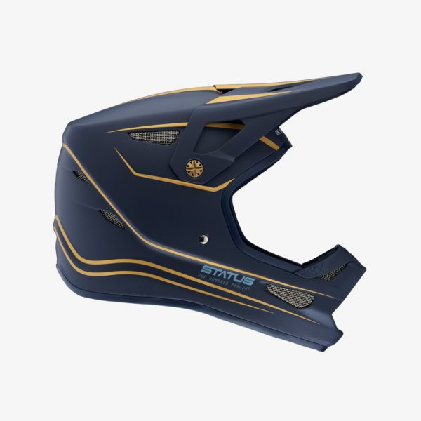 Casco 100% Status Navy Ltd