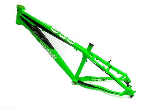 Cuadro Crank 888 Verde neon 14″