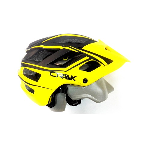 Casco Crank Yellow / Black