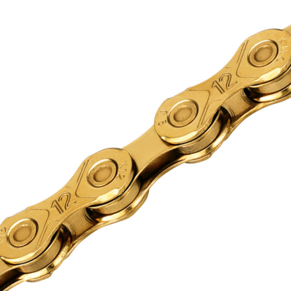 Cadena KMC X12 gold
