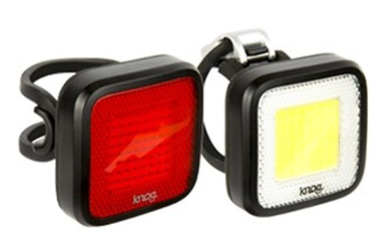 Luces Knog Blinder Mob Mr Chips Twinpack