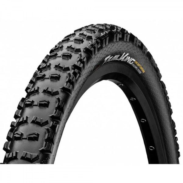 Neumático continental trail king ii 29 x 2.2 negro/kevlar