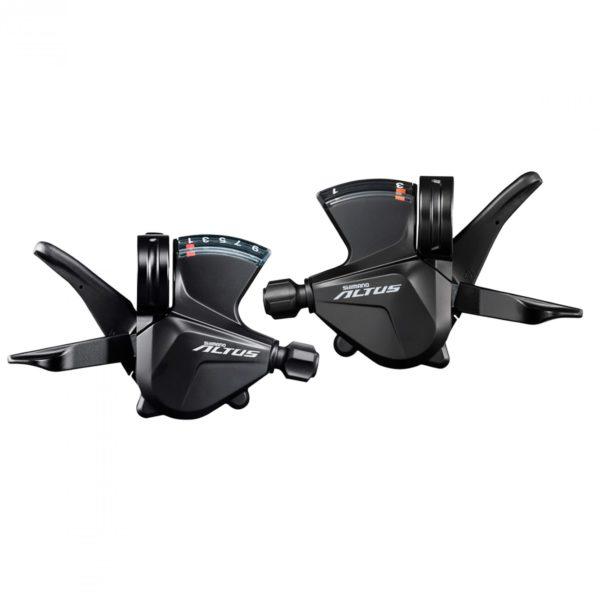 Shifters Shimano sl-m2000 altus 3×9 speed