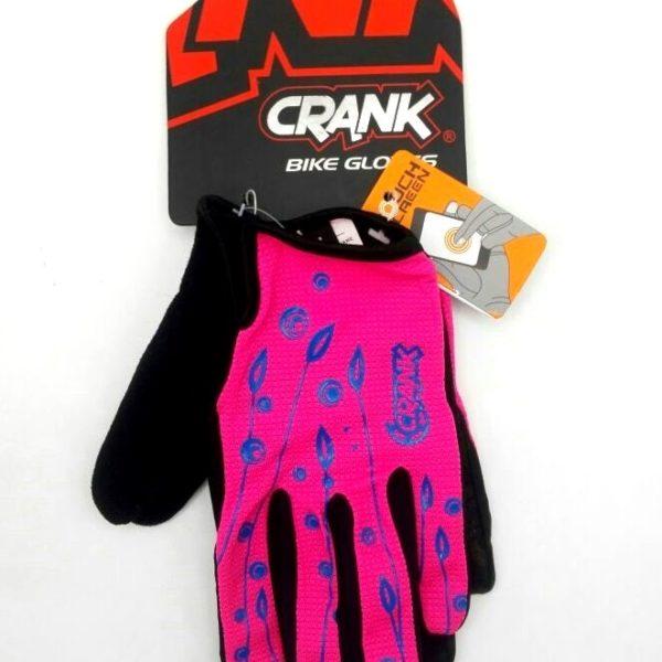 Guante Crank Dama Pink