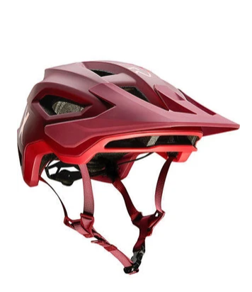 Casco Fox Speedframe Wurd Rojo 2020