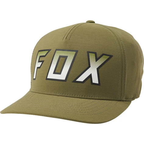 Jockey Lifestyle Hightail It Flexfit Verde 2020 Fox. l/xl
