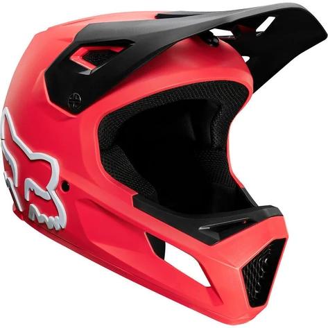 Casco Fox Rampage Rojo 2020 Talla L