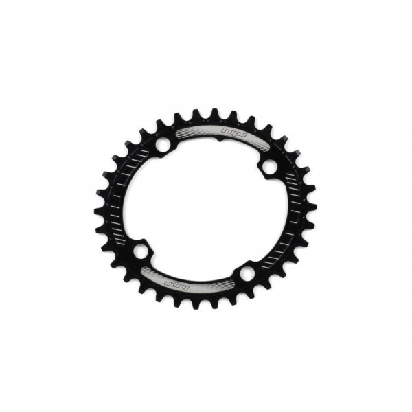 Corona Hope Retainer ovalada 4x104mm negro
