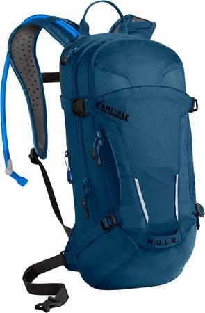 Mochila hidratación Camelbak M.U.L.E. 100 oz Lapis Blue/Silver