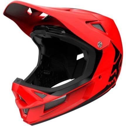 Casco Fox Rampage Comp Infinite Rojo 2020