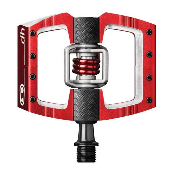 Pedal Crank Brothers Mallet DH Red