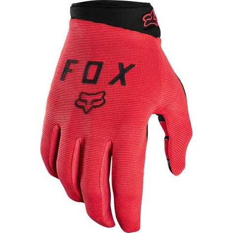 Guantes Fox Ranger Gel Rojo 2020