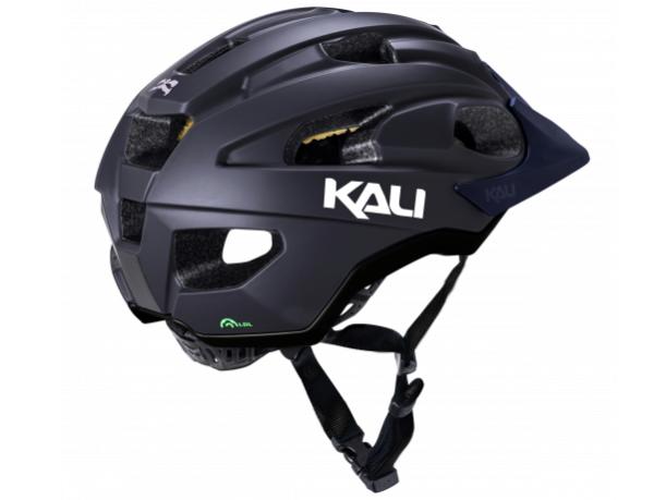 Casco Kali Pace Solid Mat Black T L/XL (58-61cms)
