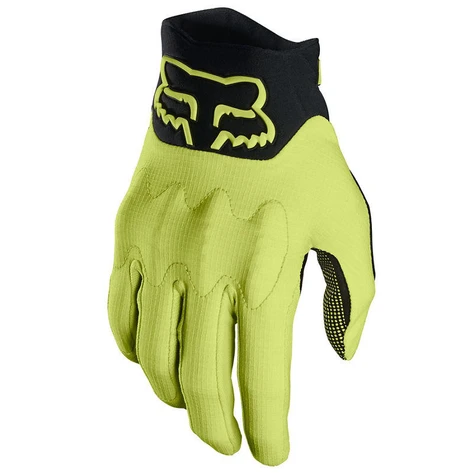 Guantes Fox Defend D3O® Amarillo 2020