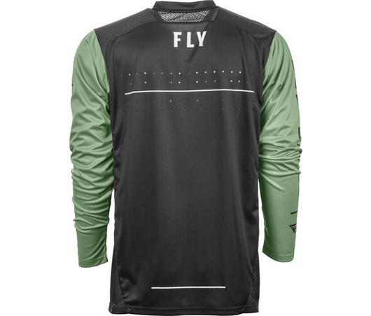 Jersey Fly Radium Black/sage