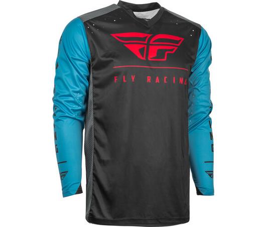 Jersey Fly Radium Blue/Black/Red