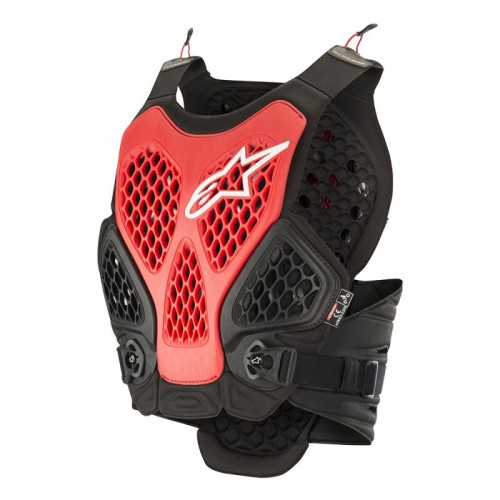 Jofa Alpinestars Bionic Plus Vest – Black Red