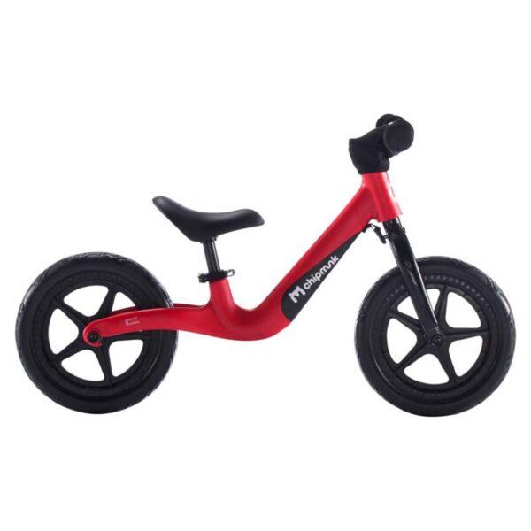 Bicicleta Balance Chipmunk Corre Pasillo Roja