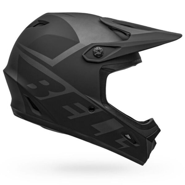 Casco Bell Transfer Black Matte talla XL (59-61cms)