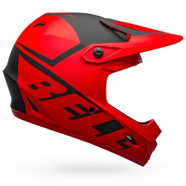 Casco Bell Transfer Red talla M (55-57cms)