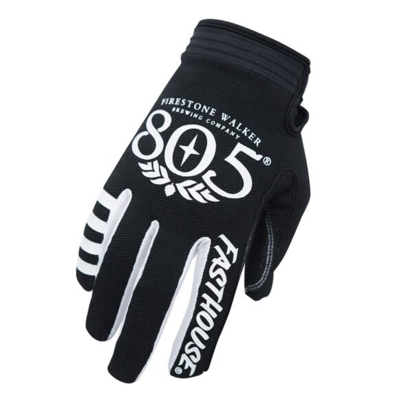 Guante Fasthouse 805 Speed Black