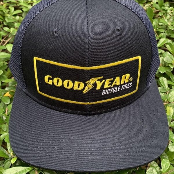 Jockey Goodyear Flat Bill Trucker