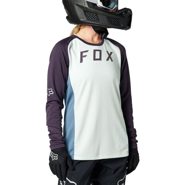 Jersey Fox Defend Dama gry talla S