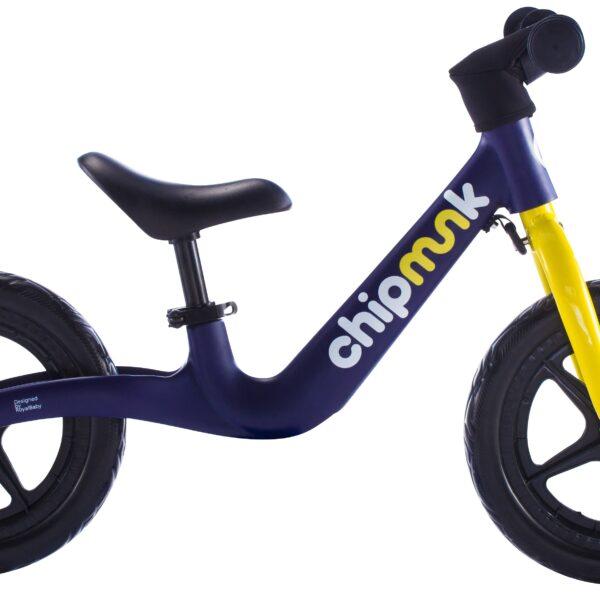 Bicicleta Balance Chipmunk Corre Pasillo Azul Navy