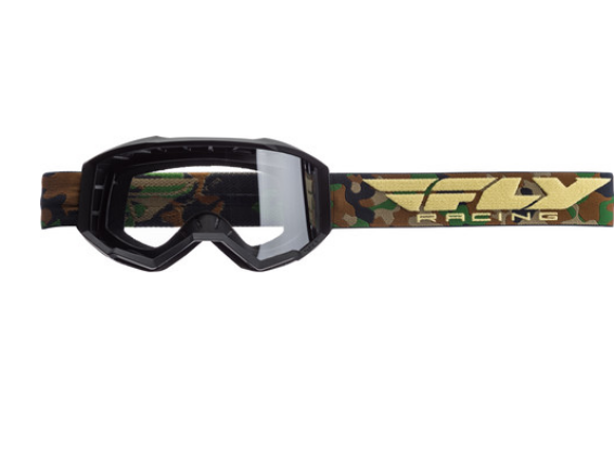 Antiparras Fly Focus camo