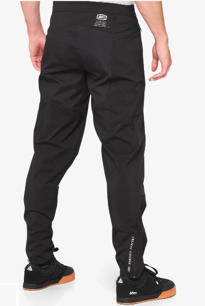 Pantalón 100% Hydromatic Blk (impermeable)