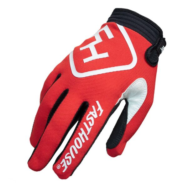 Guante Fasthouse Speed Style Red
