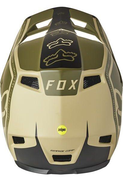 Casco Fox Rampage Comp Cali Beige