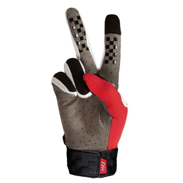 Guante Fasthouse Blaster Red