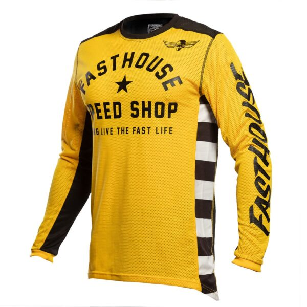 Jersey Fasthouse Aircooled Original G/bk