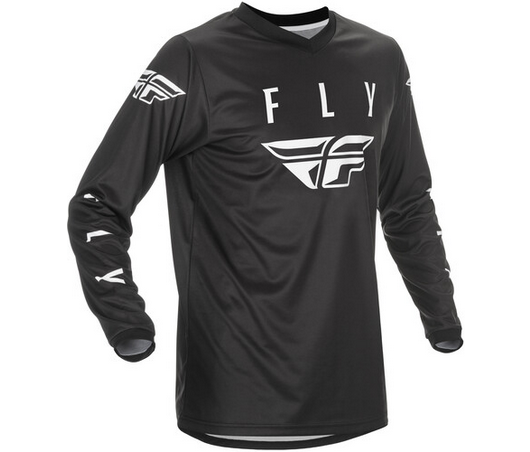 Jersey Fly Universal Black