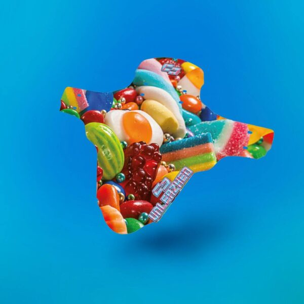 Tapabarros Unleazhed M01 Crazy Candyshop