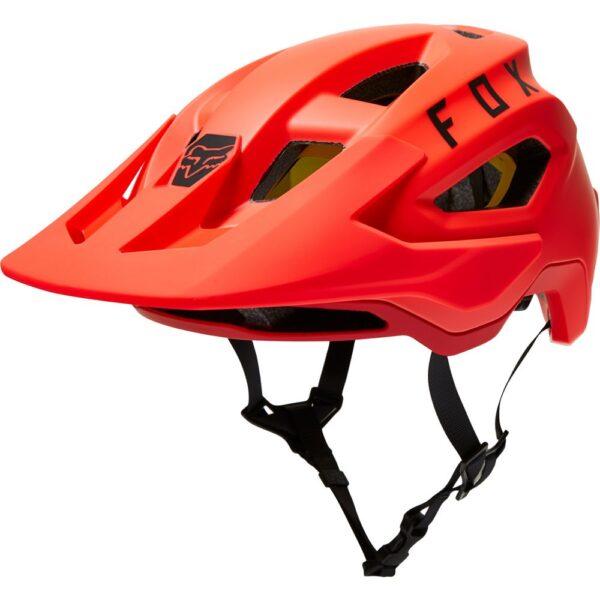 Casco Fox Speedframe Mips Naranjo