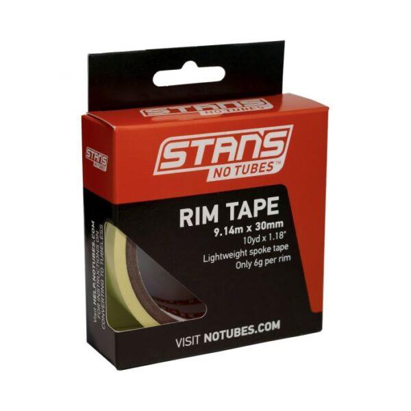 Rim Tape Stans No Tubes 30mm 9.14 mts