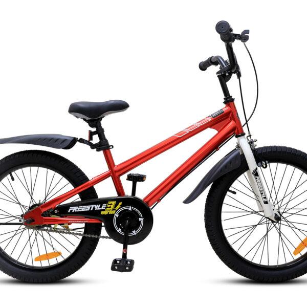 Bicicleta Royal Baby Fr Niño Aro 20 Roja