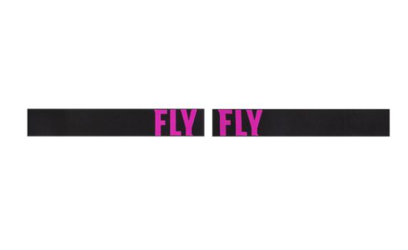 Antiparras Fly Focus pink black