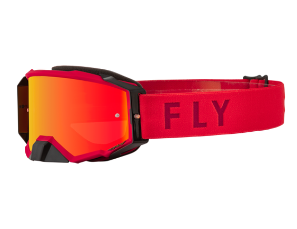 Antiparras Fly Zone Pro Red/black